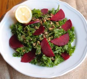 Salát namasírovaná kapusta